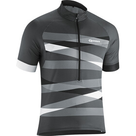 Gonso Dormo Bike Jersey Shortsleeve Men grey/black